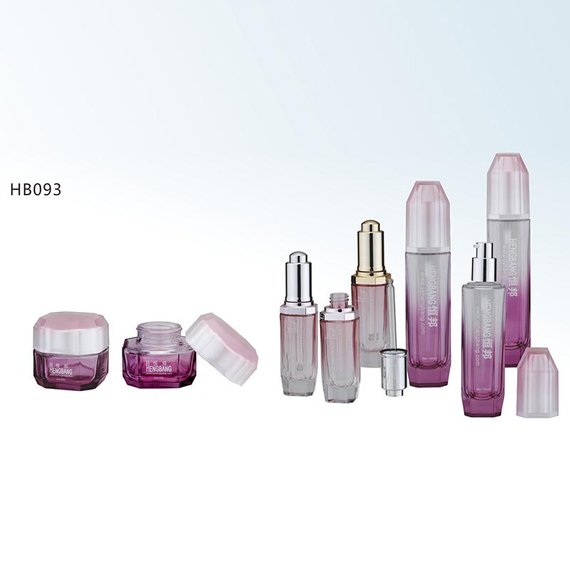 玻璃瓶膏霜/乳液系列hb093