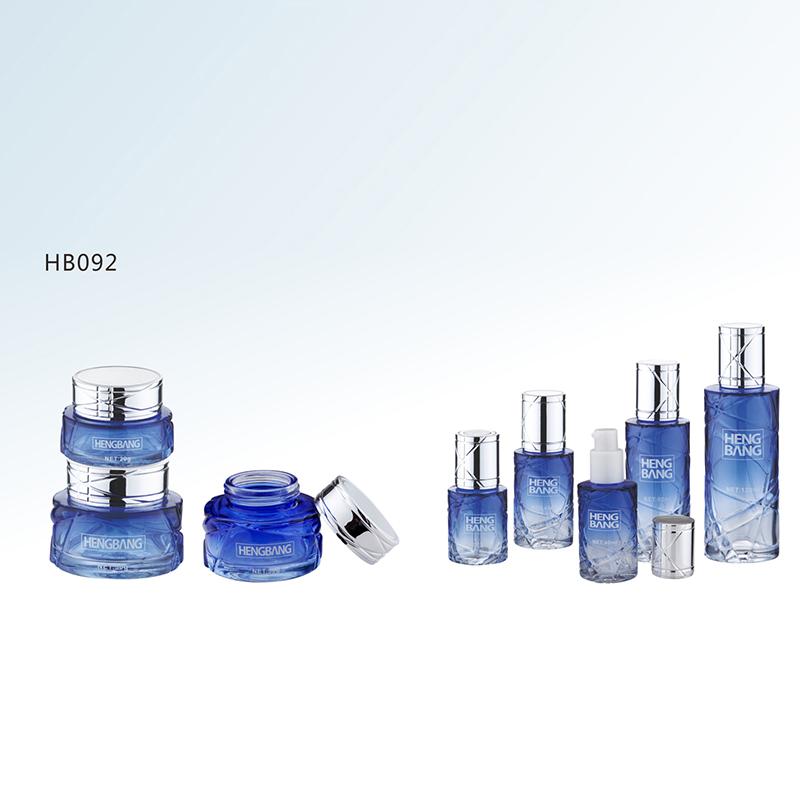 玻璃瓶膏霜/乳液系列hb092
