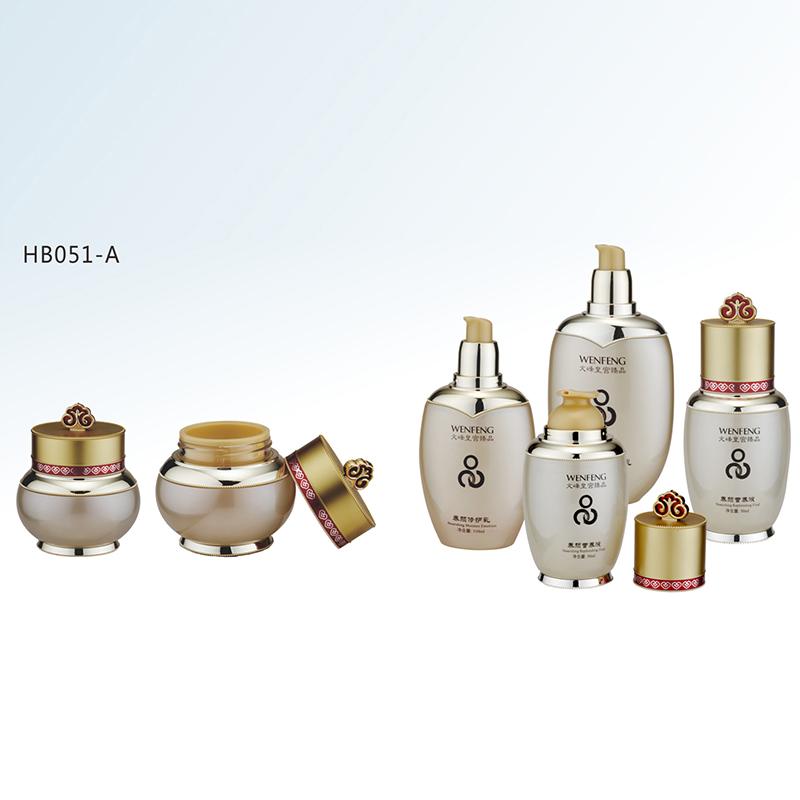 玻璃瓶膏霜/乳液系列 hb051-a