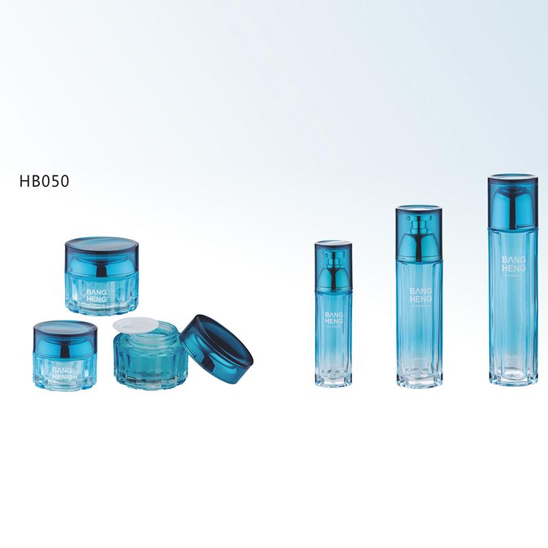 玻璃瓶膏霜/乳液系列 hb050