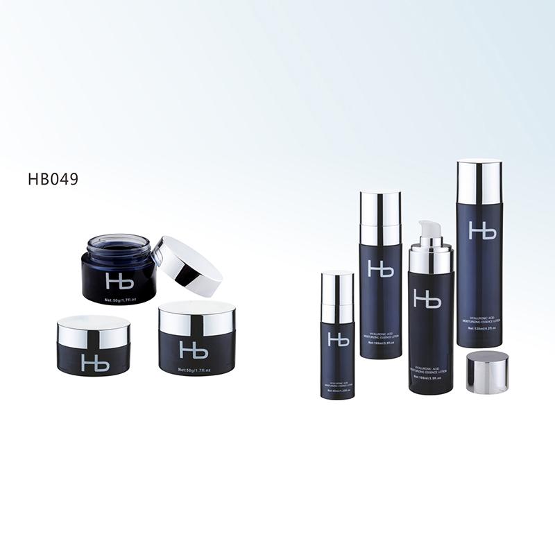 玻璃瓶膏霜/乳液系列 hb049