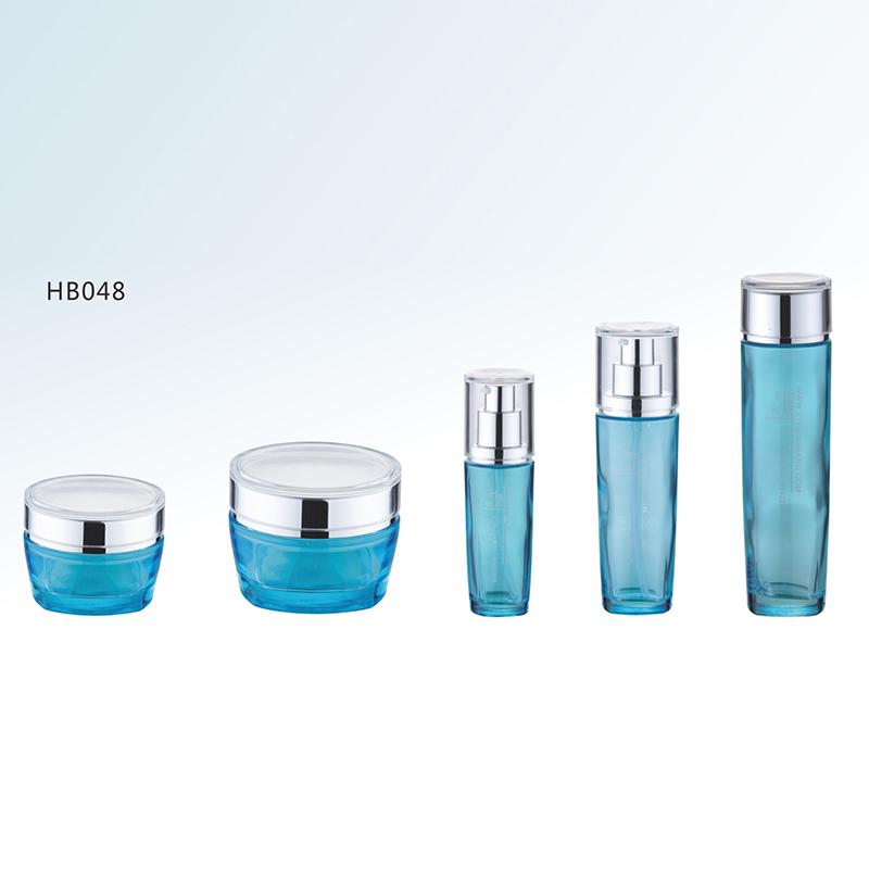 玻璃瓶膏霜/乳液系列 hb048