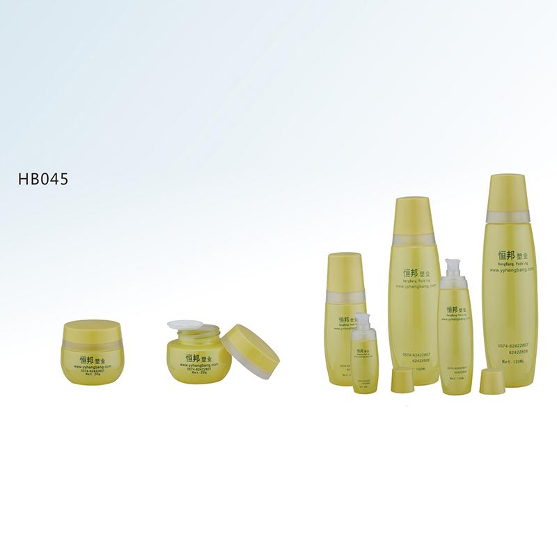 玻璃瓶膏霜/乳液系列 hb045