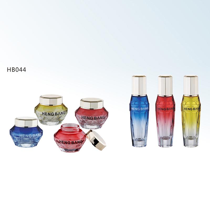 玻璃瓶膏霜/乳液系列 hb044
