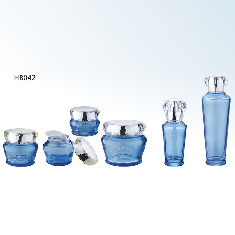 玻璃瓶膏霜/乳液系列 hb042
