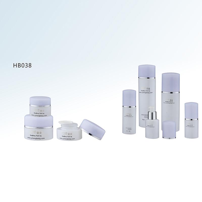 玻璃瓶膏霜/乳液系列hb038