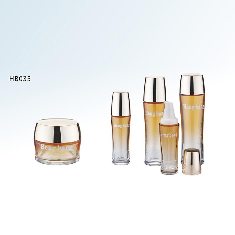 玻璃瓶膏霜/乳液系列 hb035