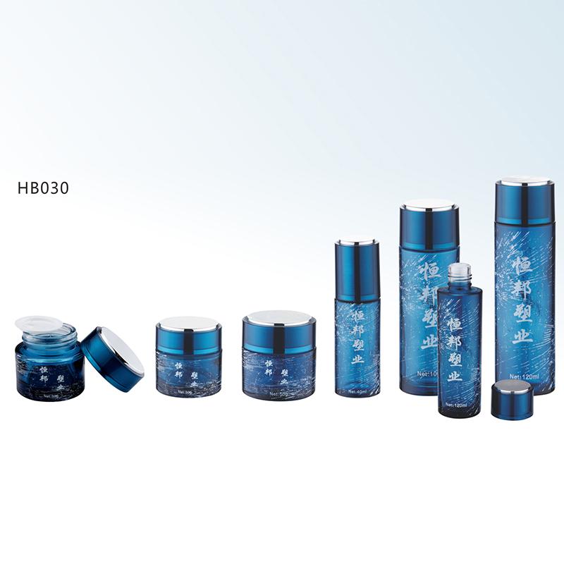 玻璃瓶膏霜/乳液系列 hb030
