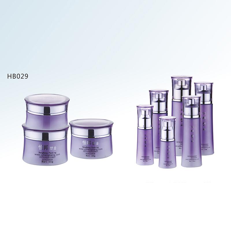 玻璃瓶膏霜/乳液系列 hb029