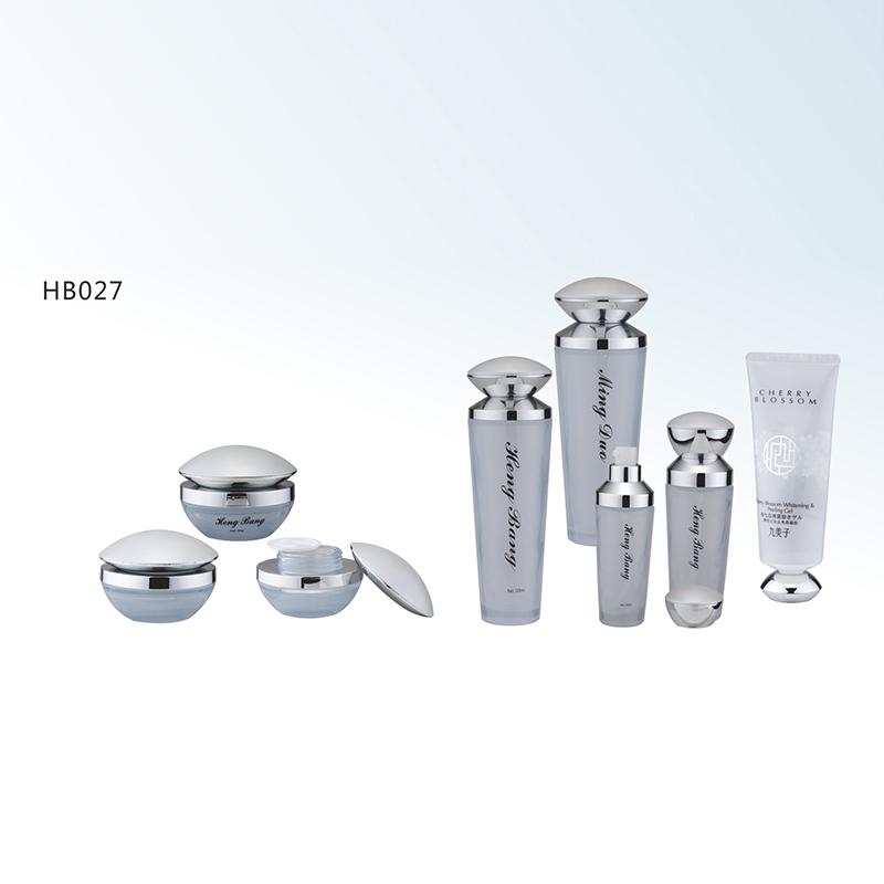 玻璃瓶膏霜/乳液系列 hb027