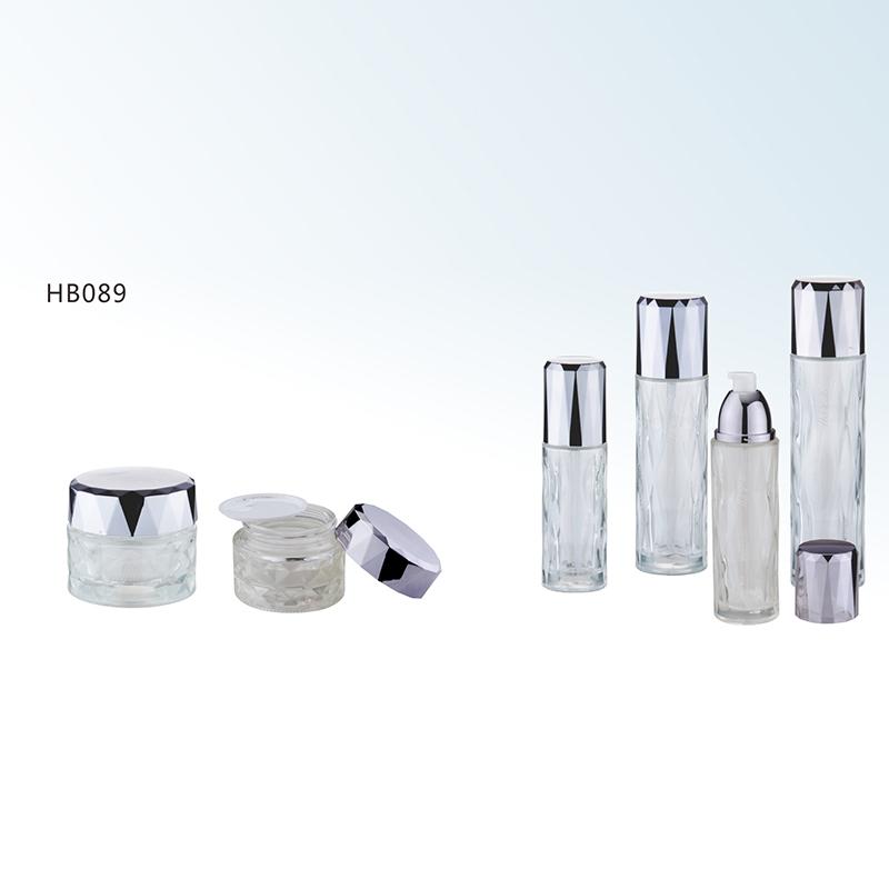 玻璃瓶膏霜/乳液系列hb089