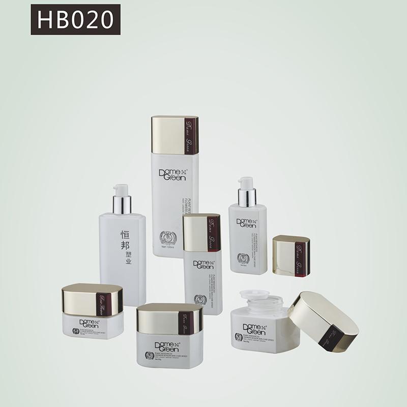 玻璃瓶膏霜/乳液系列 hb020