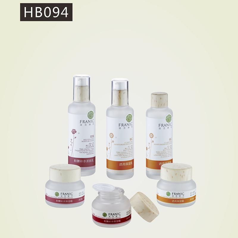 玻璃瓶膏霜/乳液系列 hb094