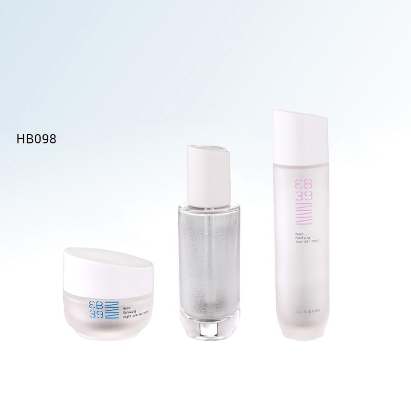 玻璃瓶膏霜/乳液系列 hb098