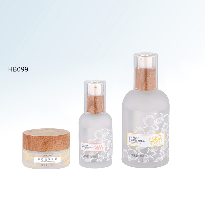 玻璃瓶膏霜/乳液系列 hb099